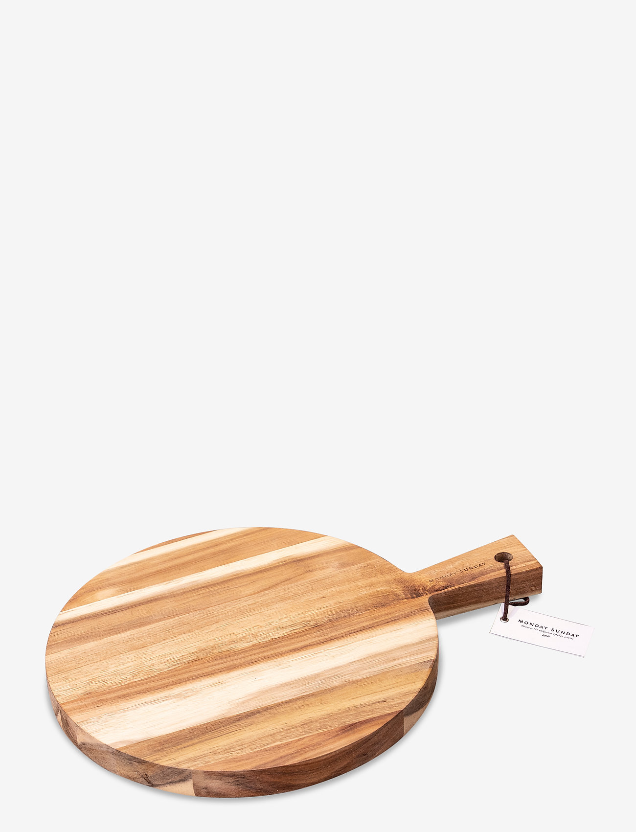 Monday Sunday - Gro Serving Board - planches et sets à tapas - akacie - 0