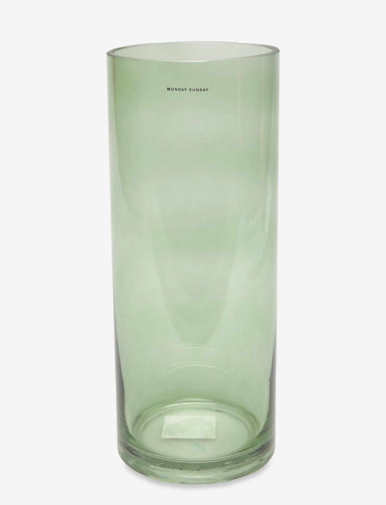Monday Sunday - Gunhild Vase - vases - green - 0