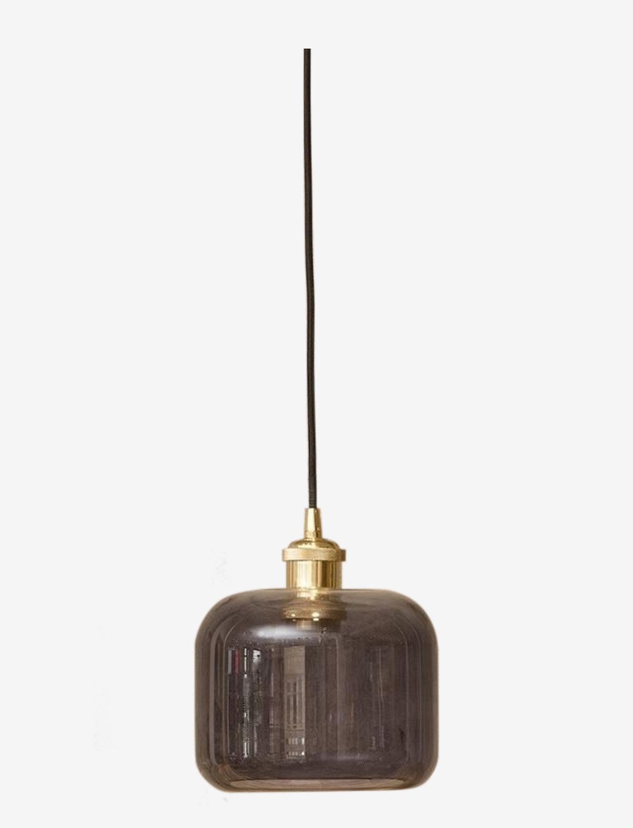 Monday Sunday - Oline Lamp - lampes suspendues - grey - 0