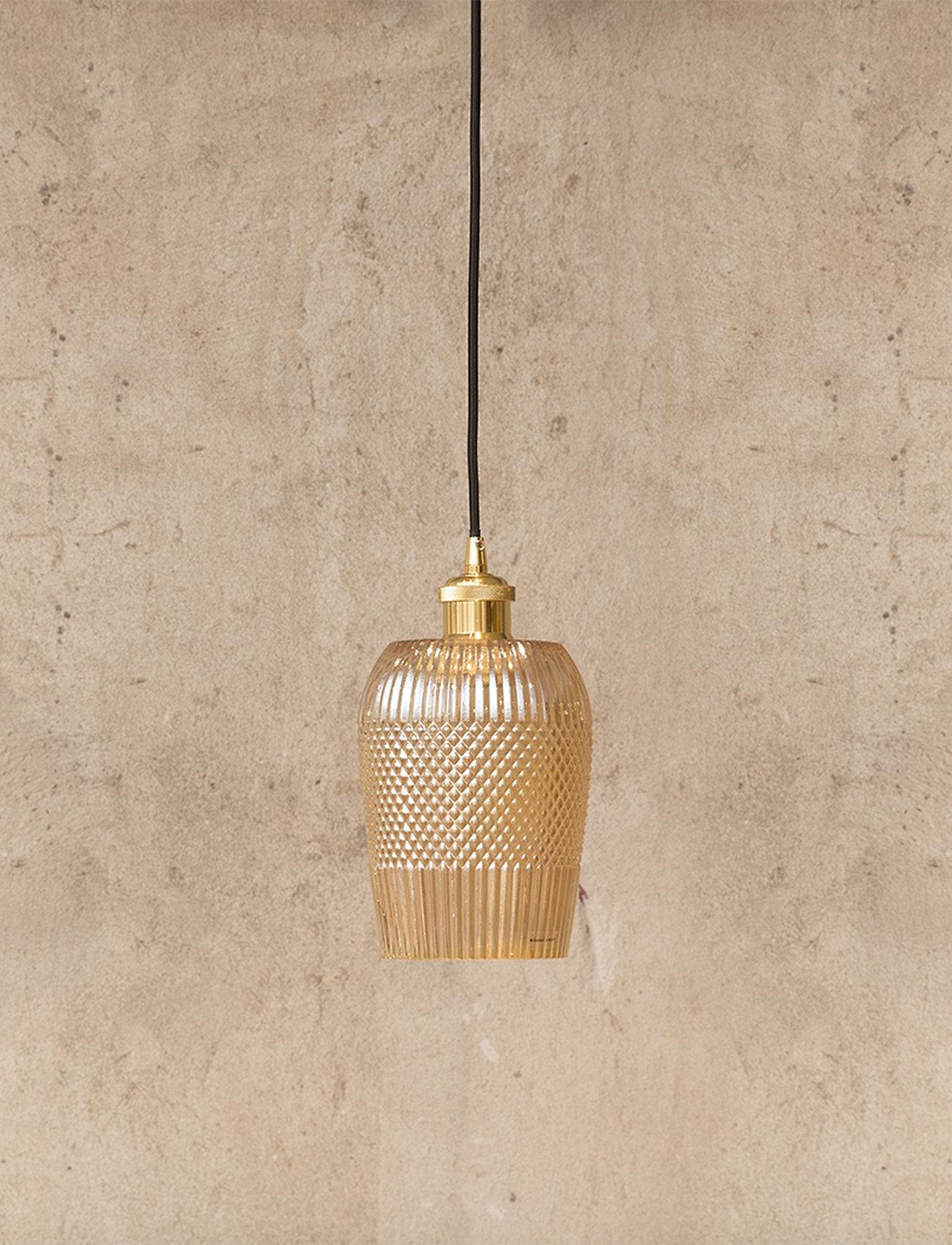 Monday Sunday - Paula Lamp - lampes suspendues - amber - 0