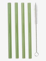 Monday Sunday - Glass Straw - mellom 1000-2000 kr - light green - 1