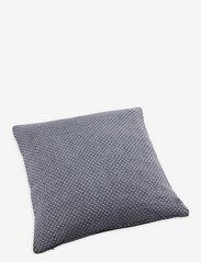 Christina Knit Pillow - INDIA INK