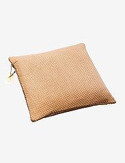 Christina Knit Pillow - TAUPE GREY