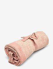 Cille Blanket - ROSE
