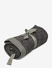 Cille Blanket - BLACK