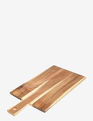 Monday Sunday - Gry Serving Board - planches à découper - akacie - 0