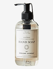 Monday Sunday - Memories Hand Soap 250 ml - pompes à savon, tasses à savon et porte-savons - clear - 0