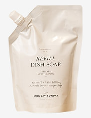 Monday Sunday - Moments Refill Dish Soap - produits de vaisselles - clear - 0