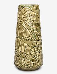 Monday Sunday - Rebecca Vase - vases - green - 0