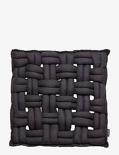 Alice Flet Seat Cushion - outdoor cushions - 035 asphalt