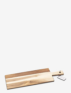 Grith Serving Board - chopping boards - akacie