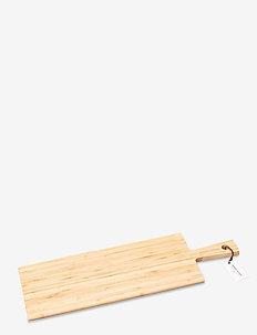 Flora Serving Board - chopping boards - bambus