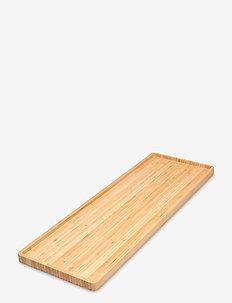 Hailey Tray - planches et sets à tapas - bambus