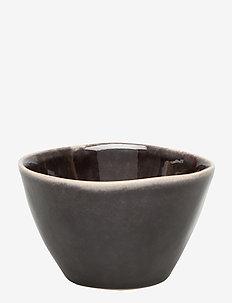 Elina Bowl 11,5 cm - kulhot - black
