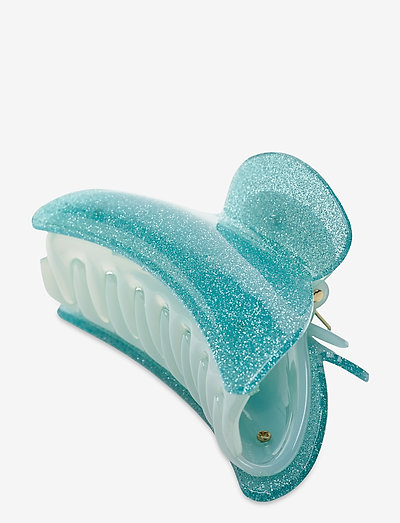 Plastic hairclip - accessories - blue
