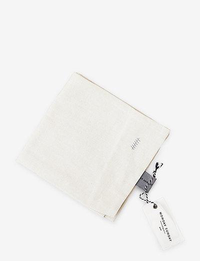 Anne Chambray Dishtowel - kjøkkenhåndklær - sand