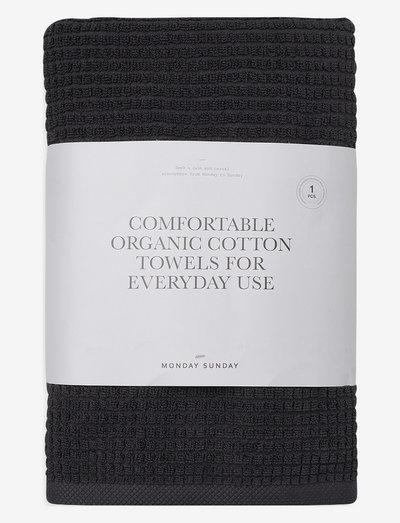 Trista - håndklær & badelaken - grey