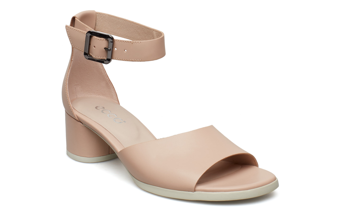 ECCO SHAPE BLOCK SANDAL 45 - ROSE DUST