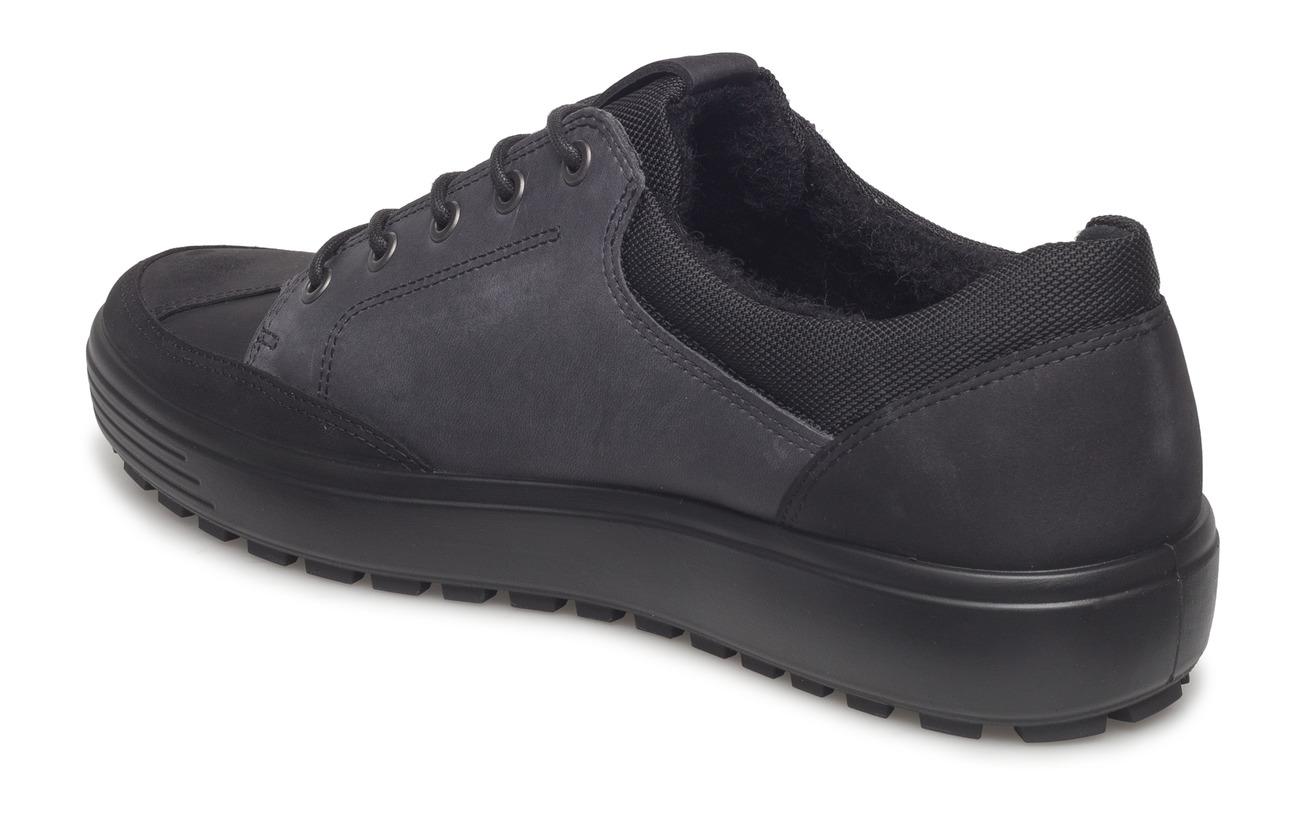 Tred black Fluidform Empeigne Laine M Semelle Ecco Extérieure Intérieure Soft Polyurethane 7 Supérieure Black Doublure Oil Nubuck EqXAfwC
