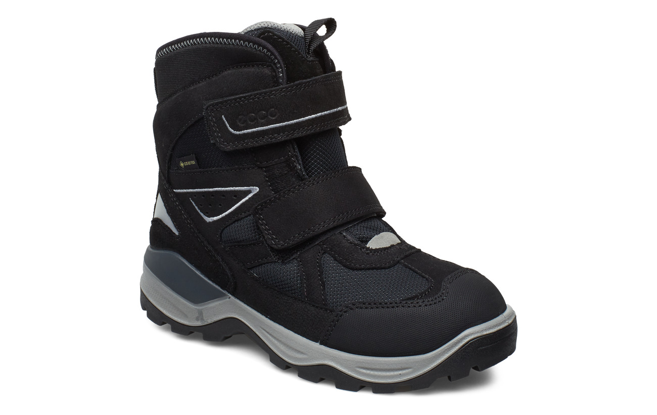 ECCO SNOW MOUNTAIN - BLACK/BLACK