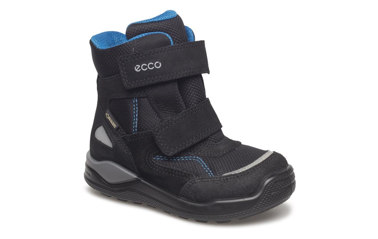 ECCO URBAN MINI - BLACK/BLACK
