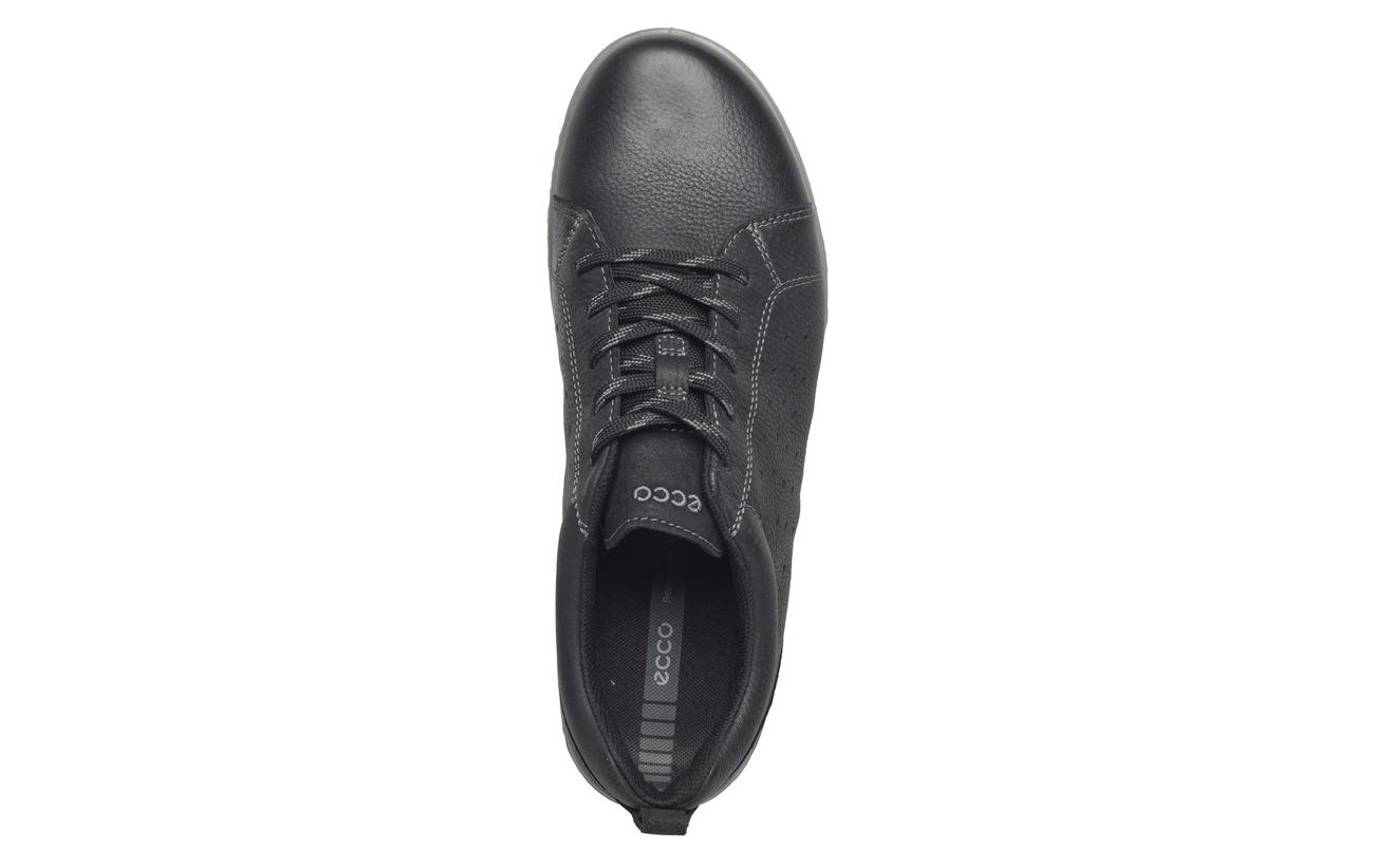 Semelle Polyurethane Caoutchouc Nubuck black Cuir Black With Extérieure Empeigne Midsole Ecco Urban Lifestyle Grey v17HHg