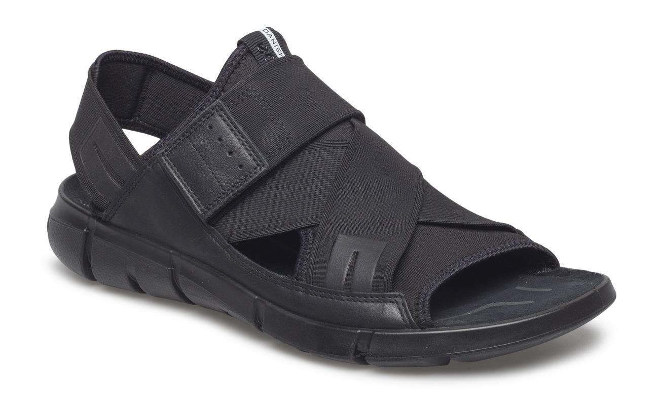 37d9cbaa66 Intrinsic Sandal Men's (Black/black) (£100) - ECCO - | Boozt.com