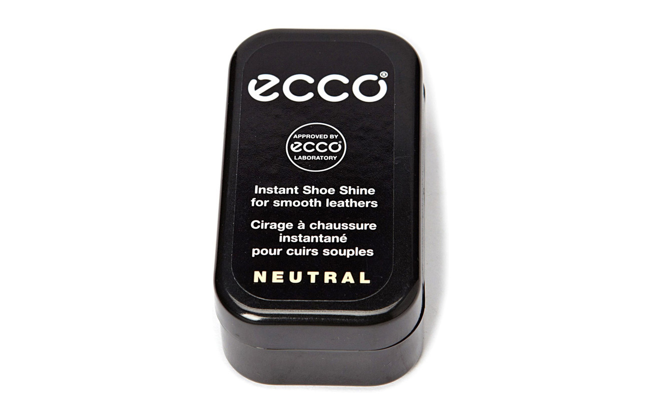 ECCO Shoe Care Clean - TRANSPARENT