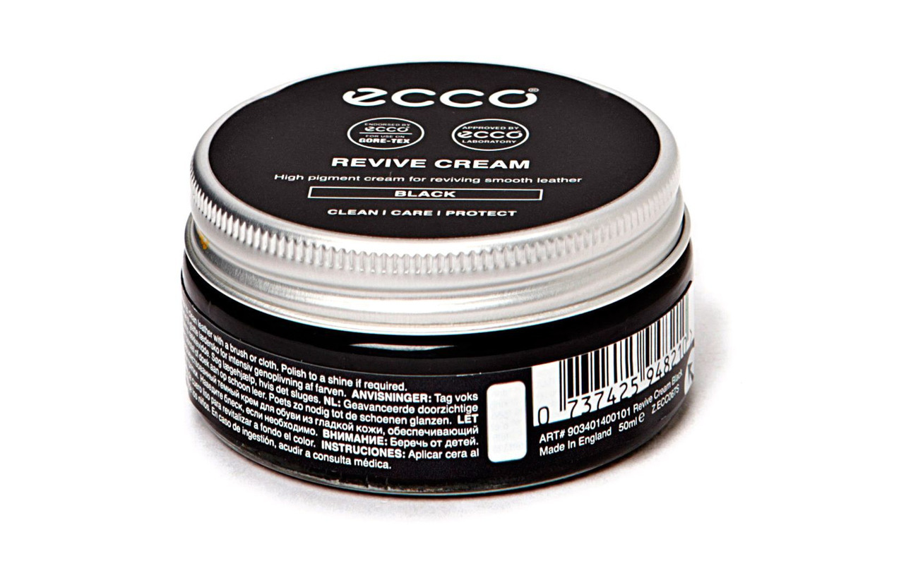 ECCO Shoe Care Care - BLACK