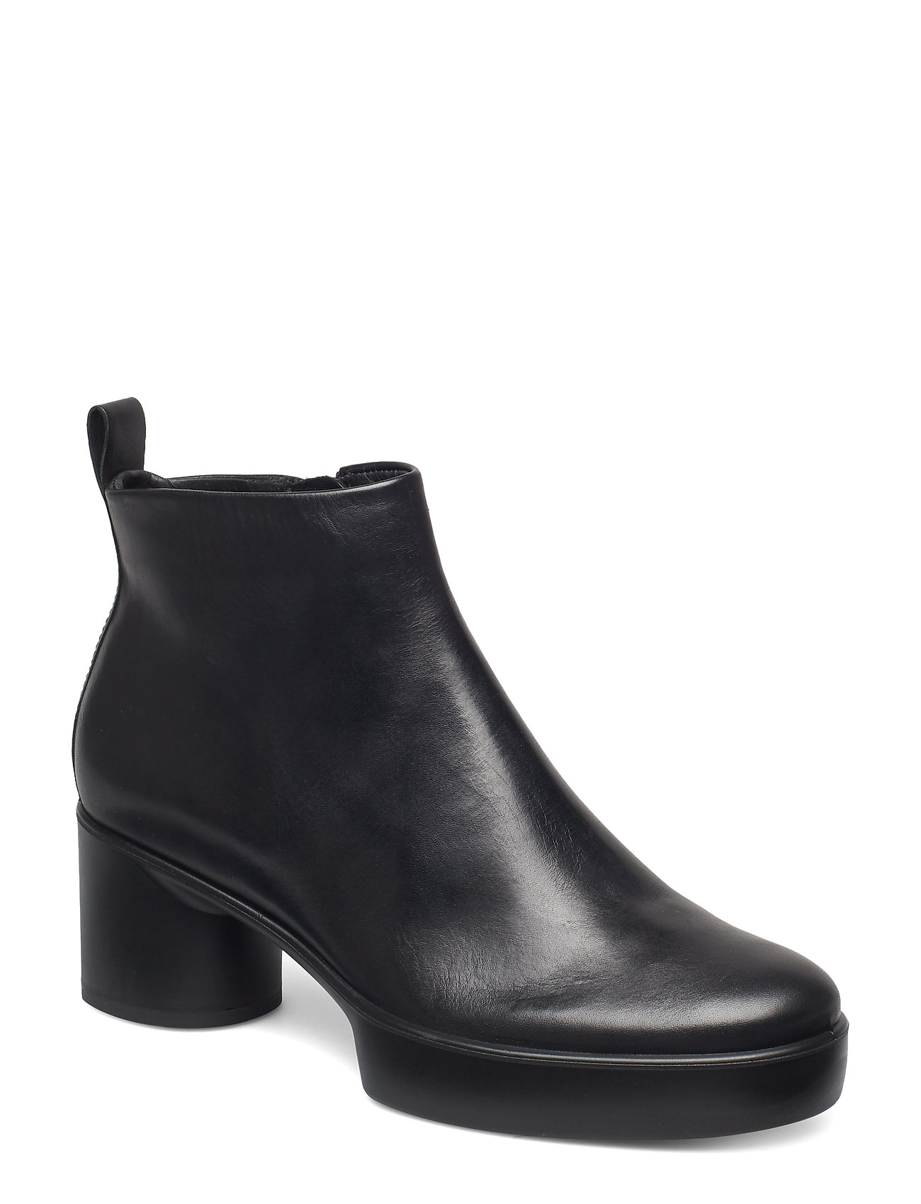 Image of Shape Sculpted Motion 35 Shoes Boots Ankle Boots Ankle Boot - Heel Sort ECCO (3439725029)
