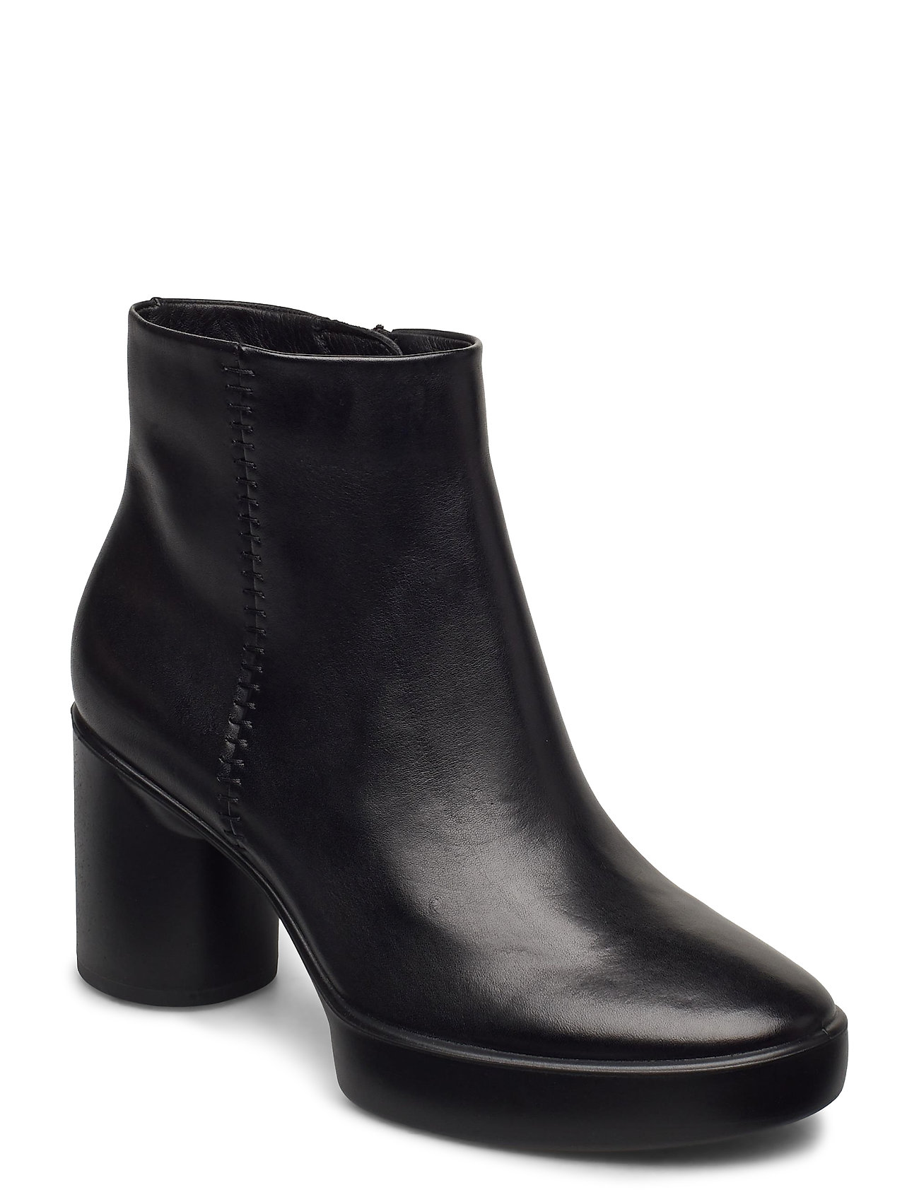 Image of Shape Sculpted Motion 55 Shoes Boots Ankle Boots Ankle Boot - Heel Sort ECCO (3438741219)
