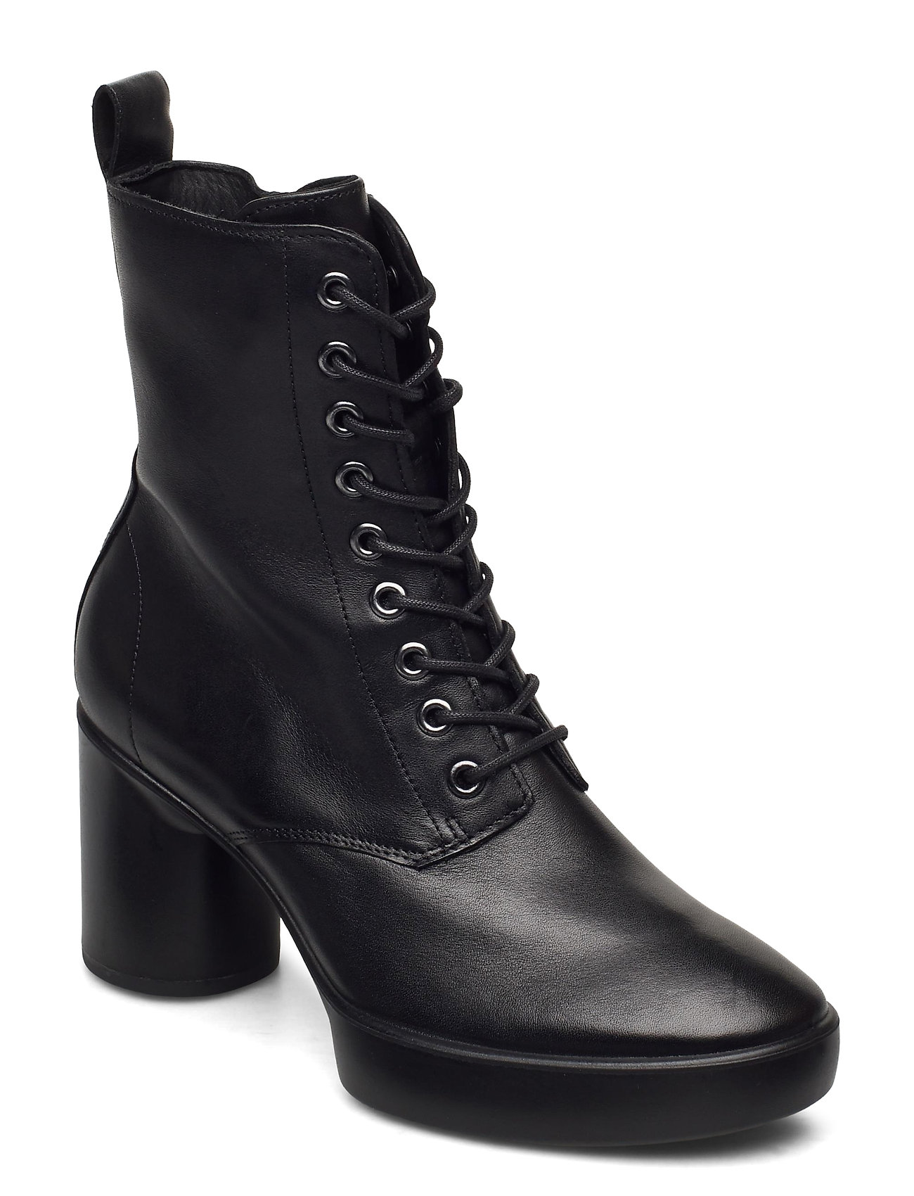 Image of Shape Sculpted Motion 55 Shoes Boots Ankle Boots Ankle Boot - Heel Sort ECCO (3453532069)