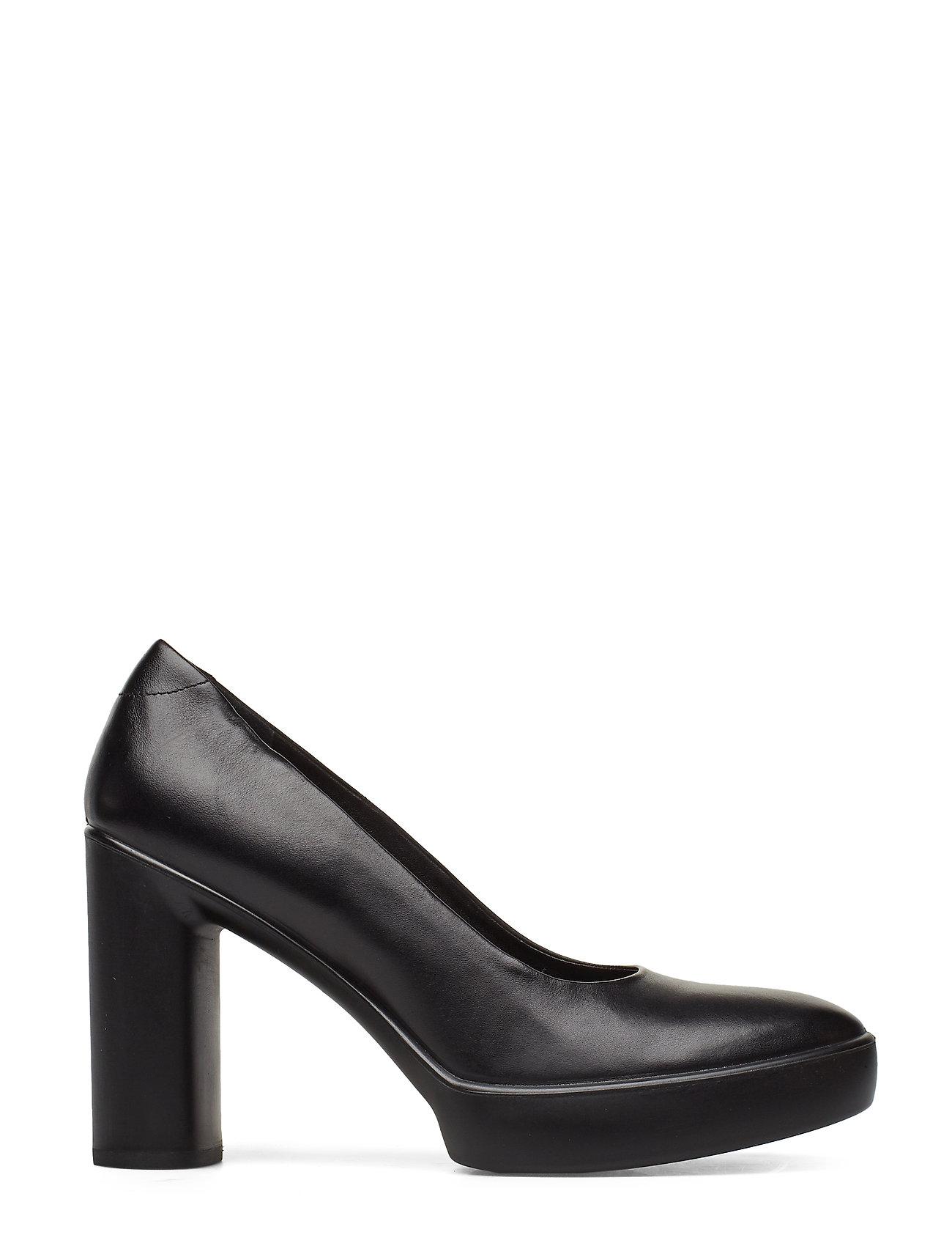 Shape Sculpted Motion 75 Shoes Heels Pumps Classic Sort ECCO