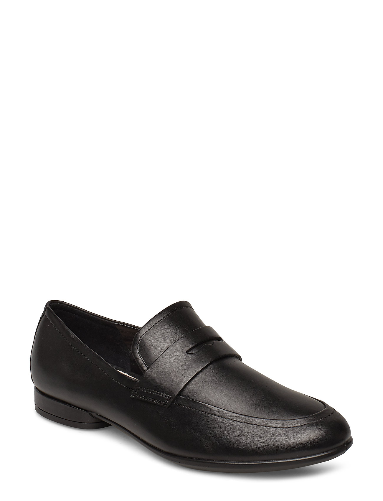 Image of Anine Loafers Flade Sko Sort ECCO (3195056499)