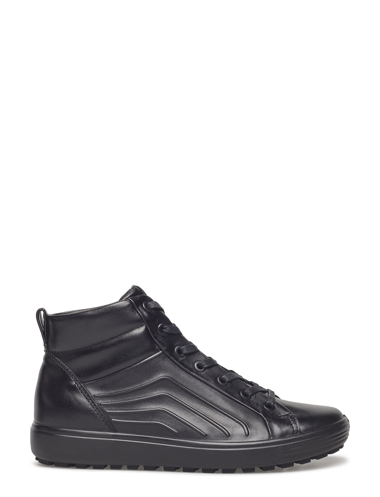 Soft 7 Tred W High top Sneakers Sort ECCO