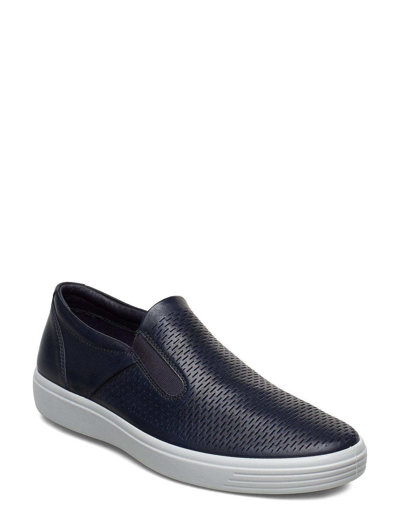 Image of Soft 7 M Sneakers Blå ECCO (3309075837)