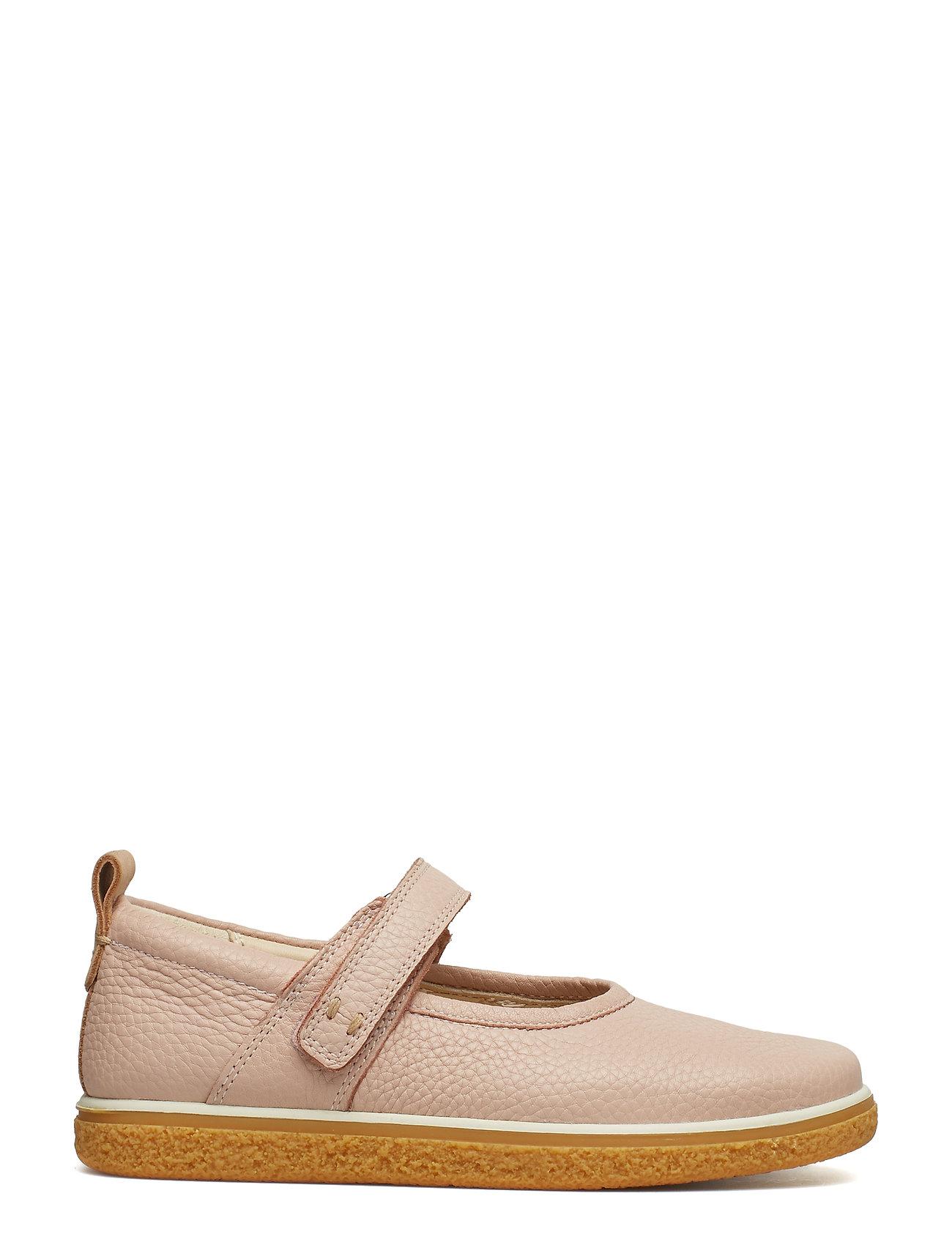 0647bde6ce2 ECCO ballerina sko – Crepetray Girls til børn i DARK SHADOW - Pashion.dk
