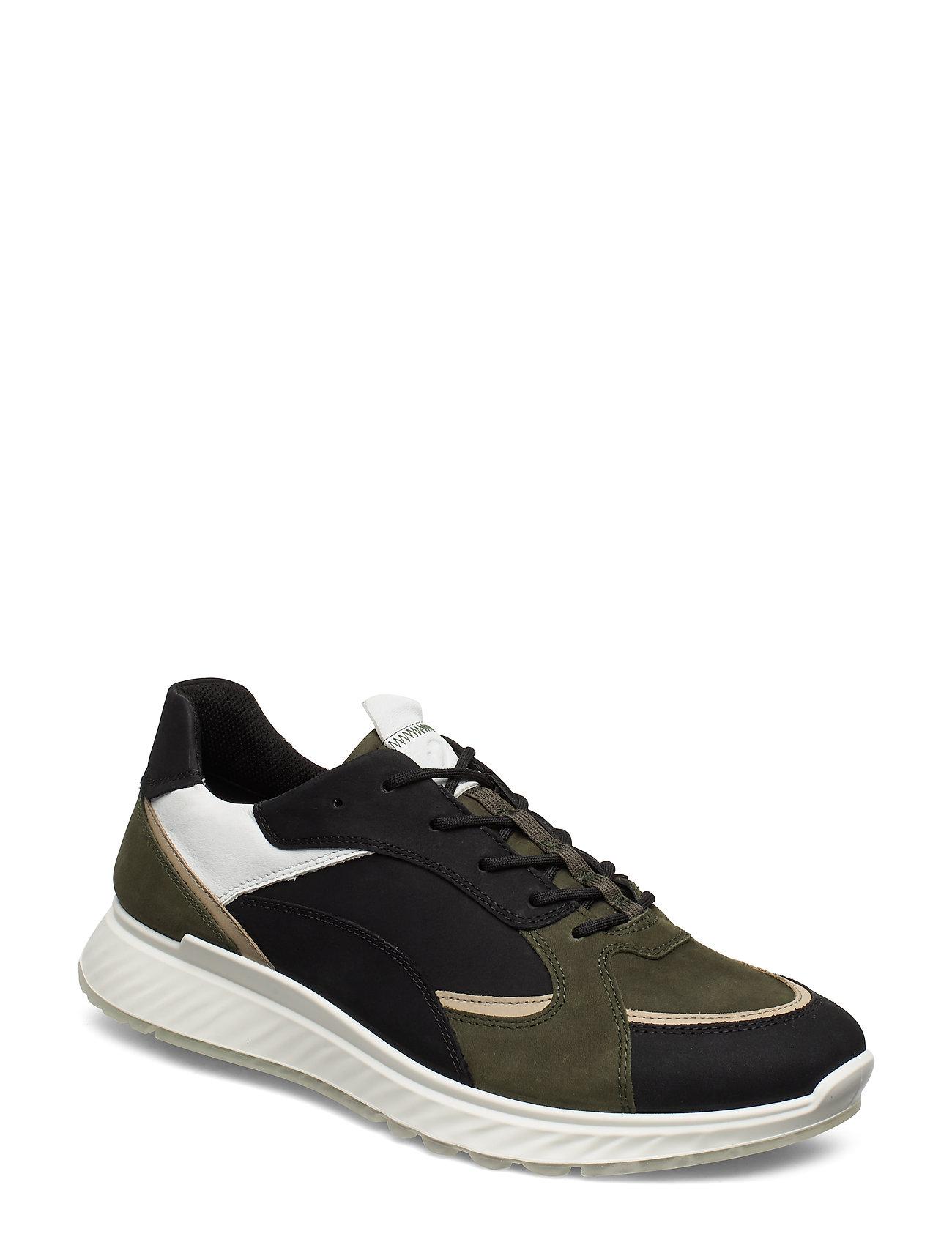 Image of St.1 M Low-top Sneakers Sort ECCO (3310629081)