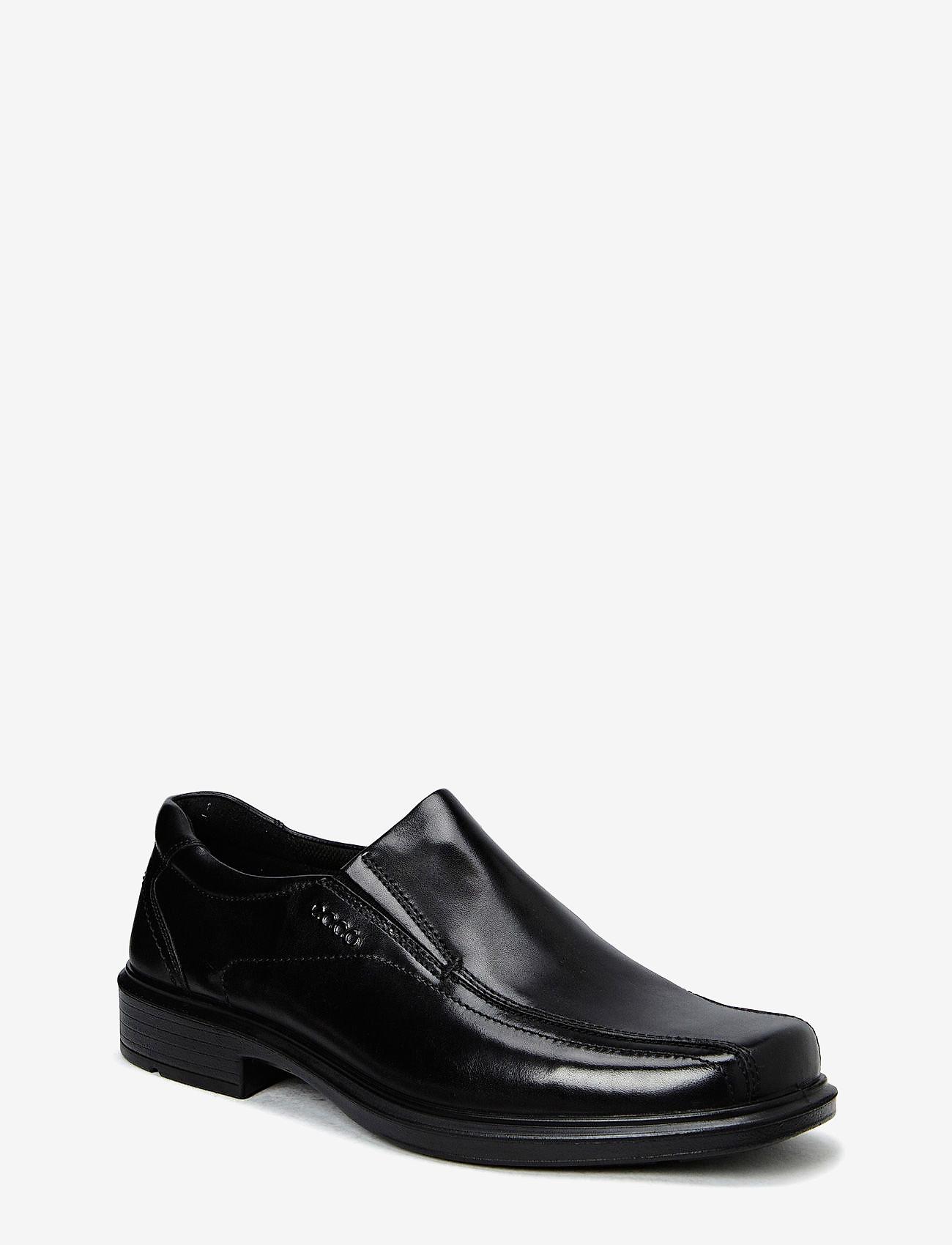 ECCO - HELSINKI - loafers - black