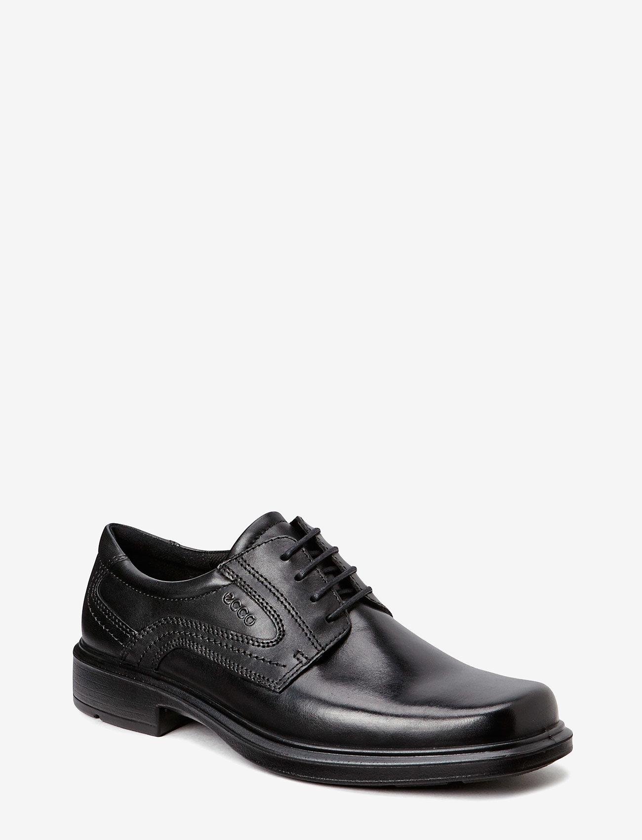 ECCO - HELSINKI - laced shoes - black - 0