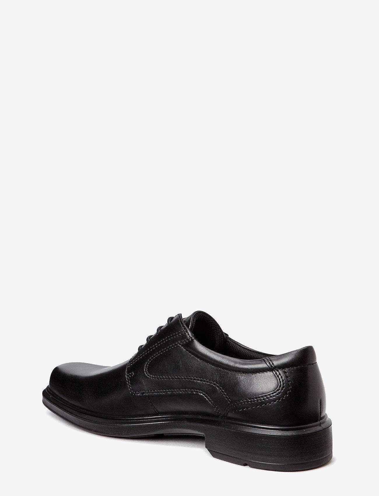 ECCO - HELSINKI - laced shoes - black - 1