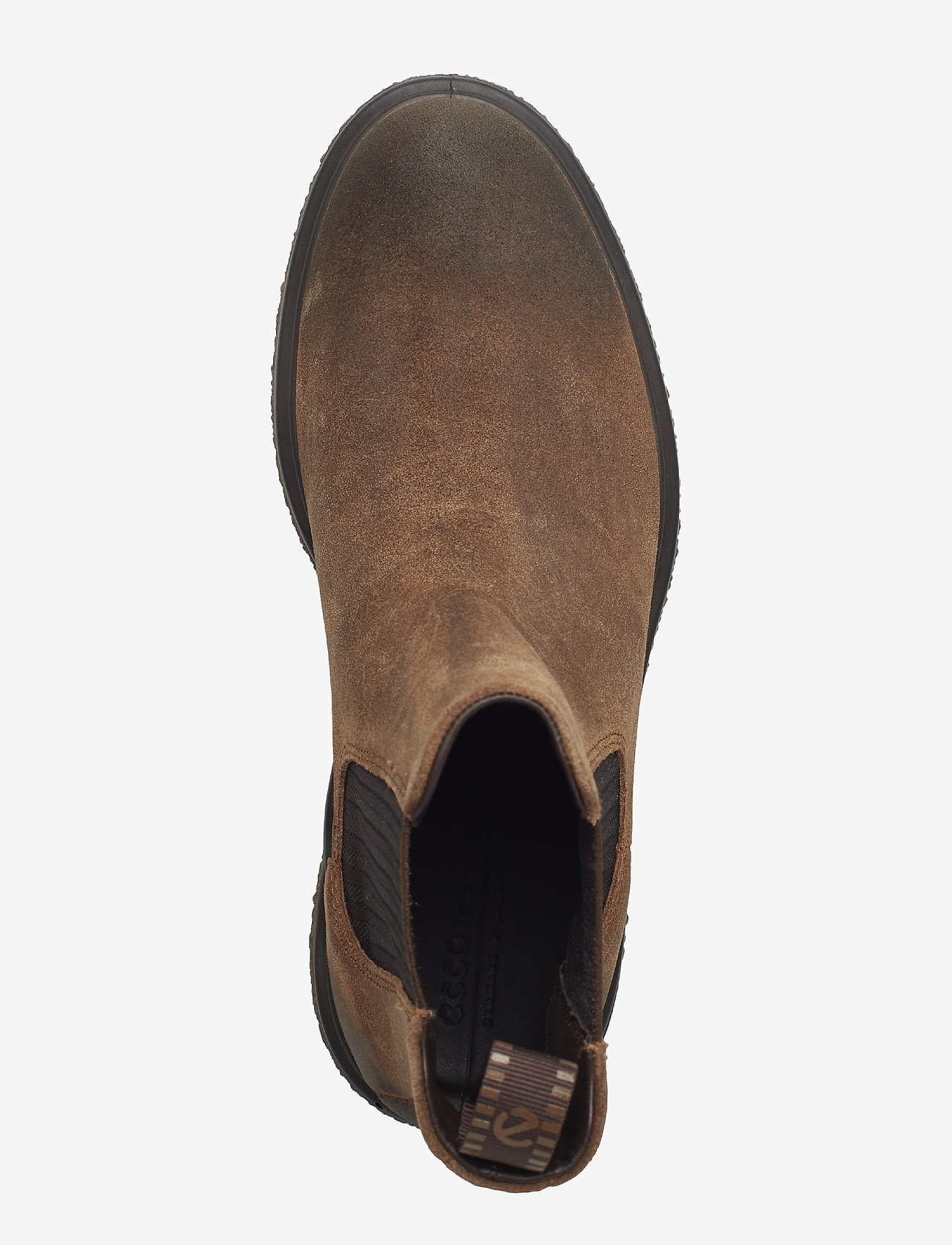 Ecco Crepetray Hybrid M - Chelsea Boots Cocoa Brown