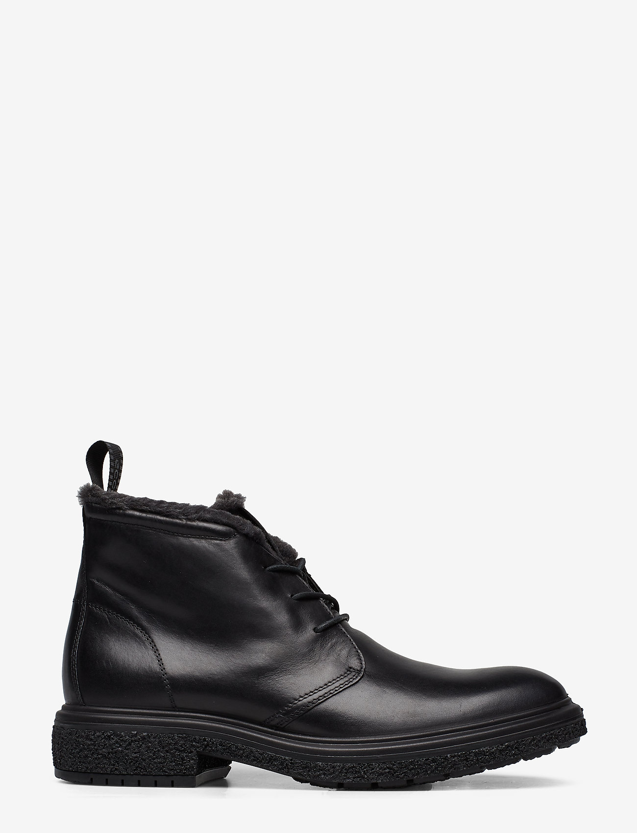 ECCO - CREPETRAY HYBRID M - laced boots - black - 1