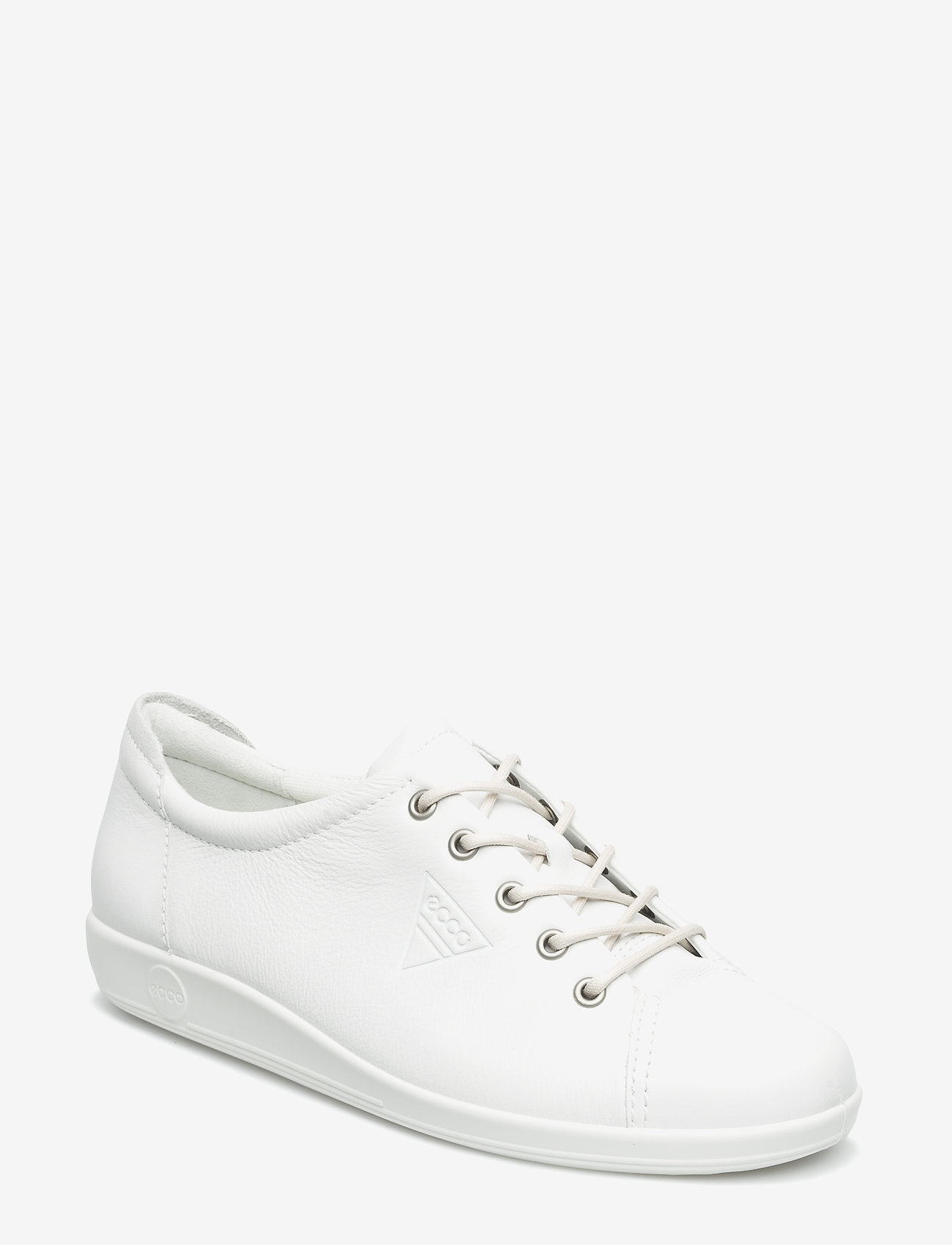 ECCO - SOFT 2.0 - lave sneakers - white - 0
