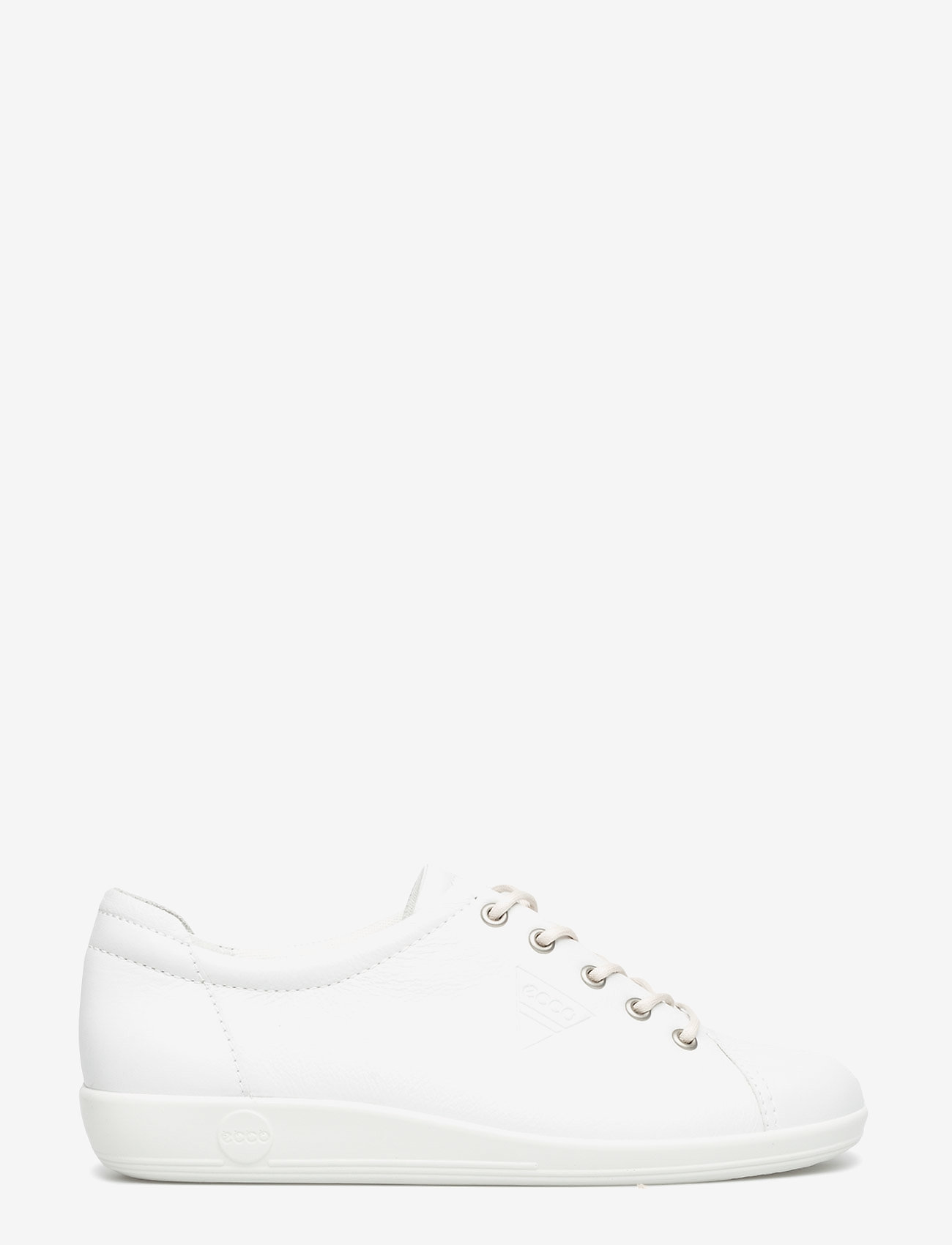 ECCO - SOFT 2.0 - lave sneakers - white - 1