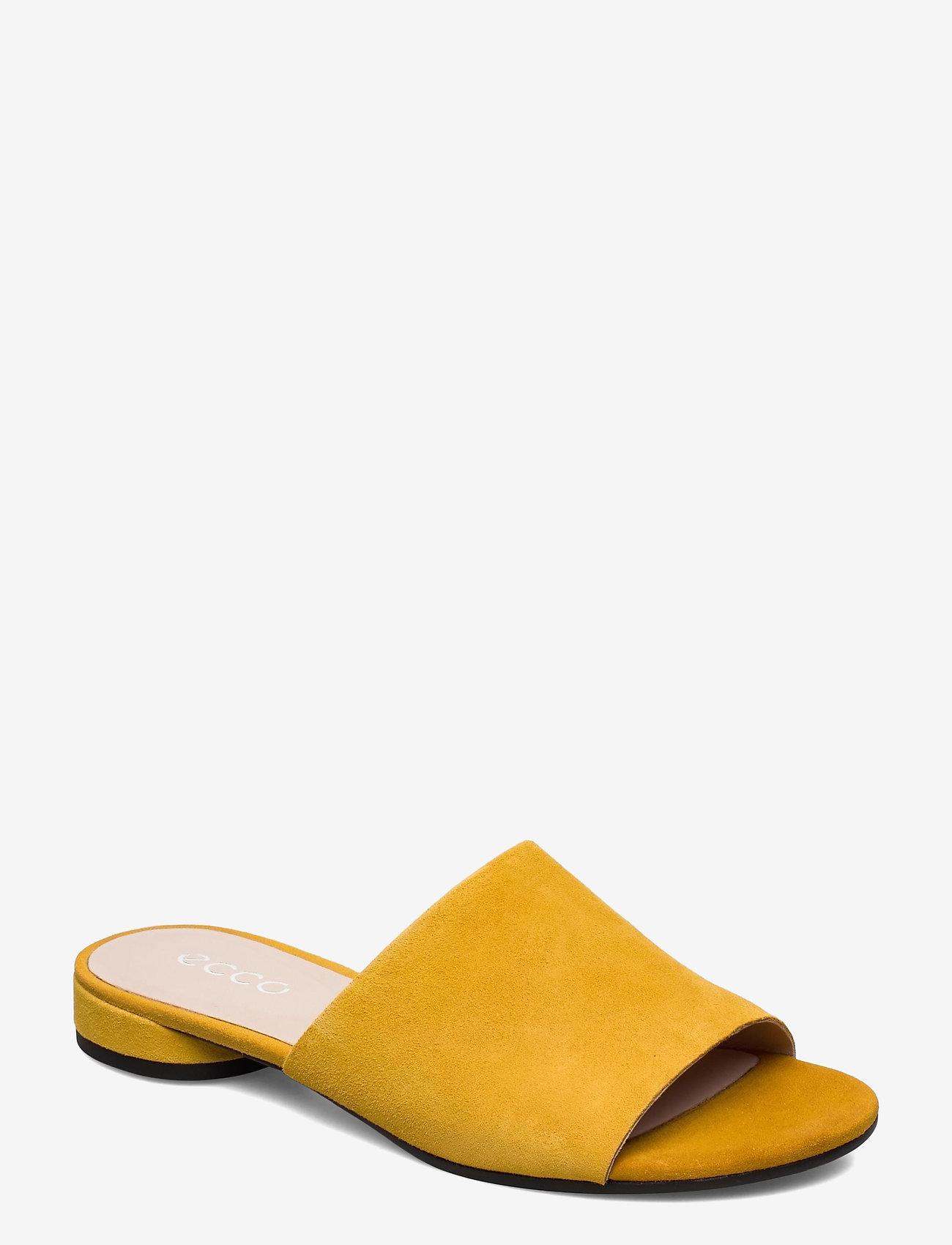 ECCO - W FLAT SANDAL II - flat sandals - merigold - 0