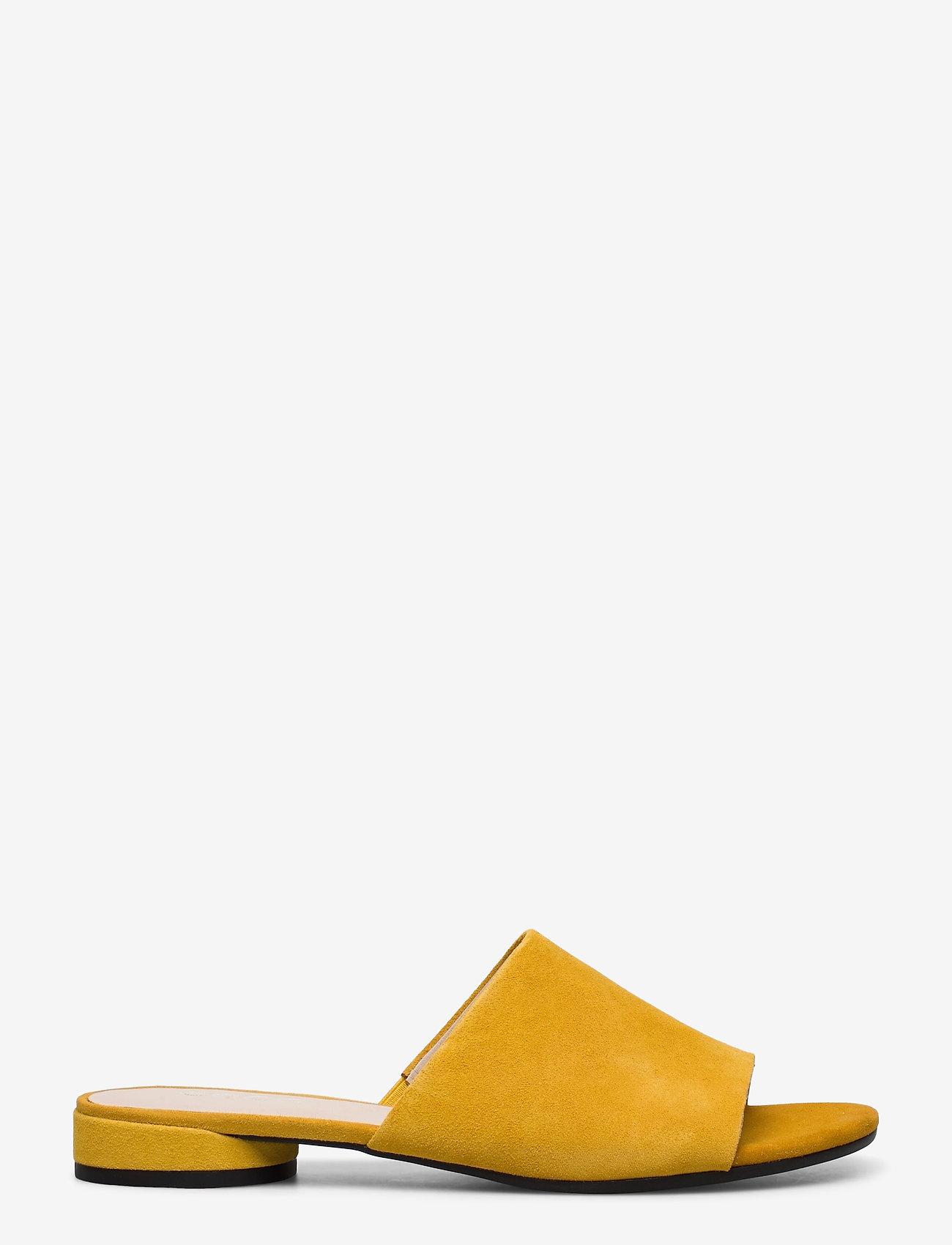 ECCO - W FLAT SANDAL II - flat sandals - merigold - 1