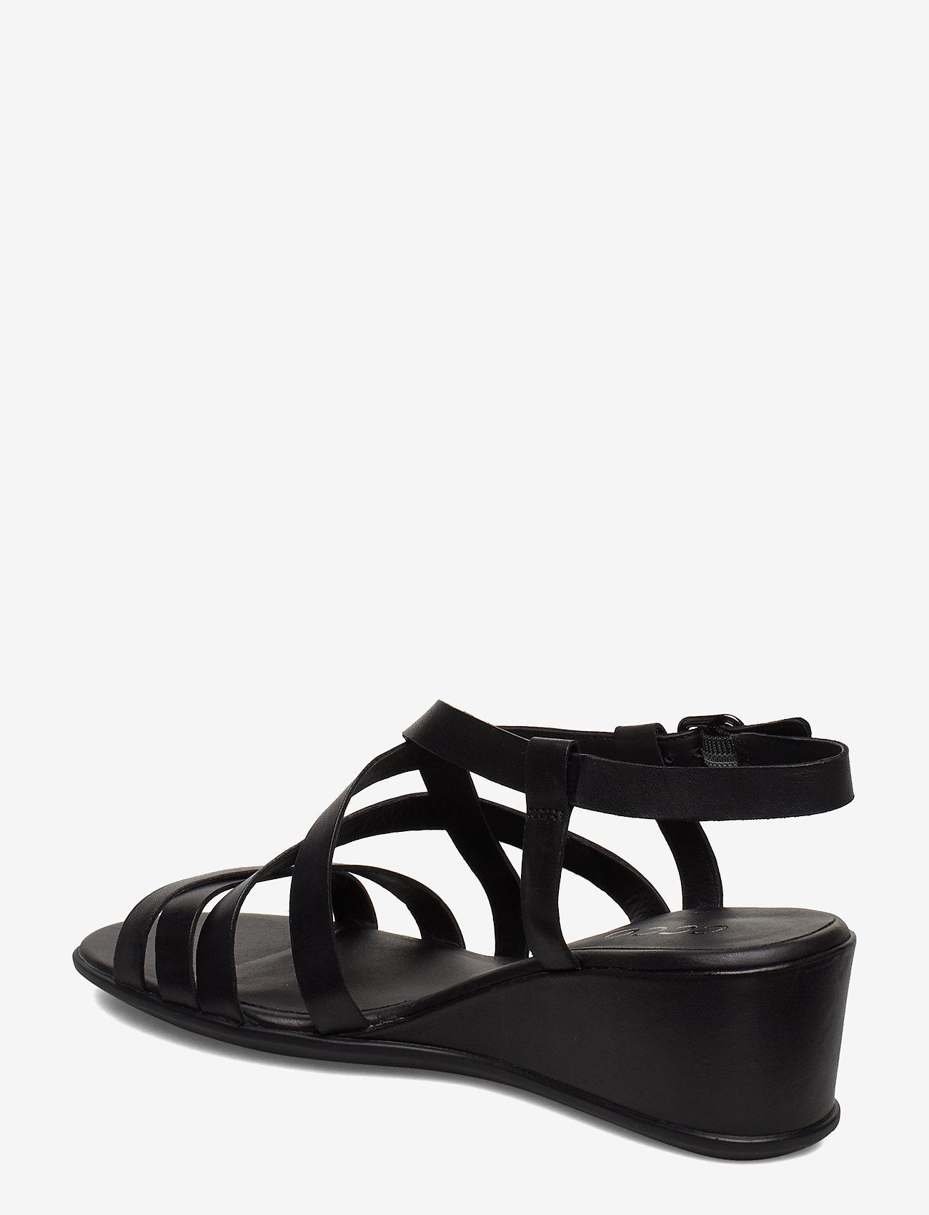 Shape 35 Wedge Sandal (Black) - ECCO
