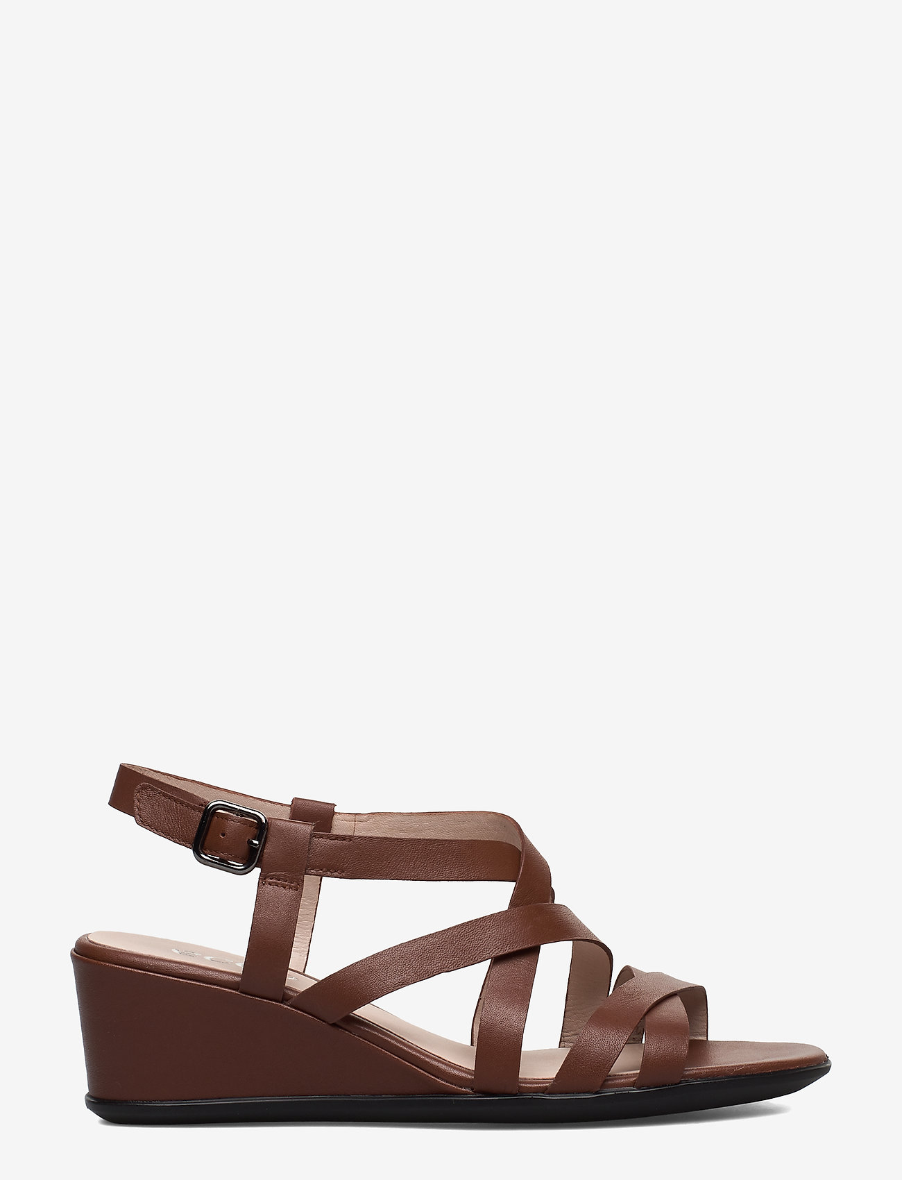 ECCO - SHAPE 35 WEDGE SANDAL - flat sandals - cinnamon - 1