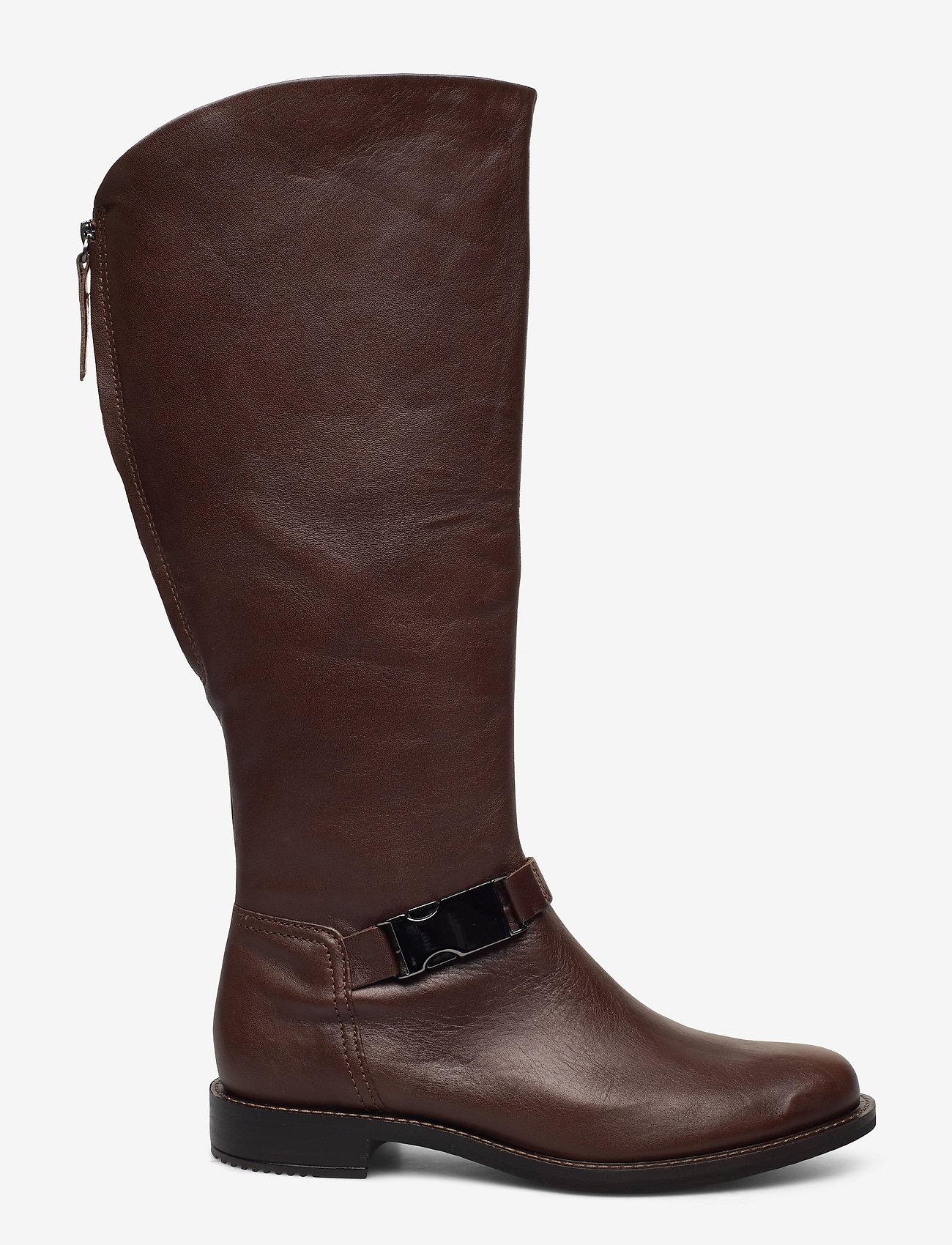 ECCO - SARTORELLE 25 - lange laarzen - cocoa brown - 1